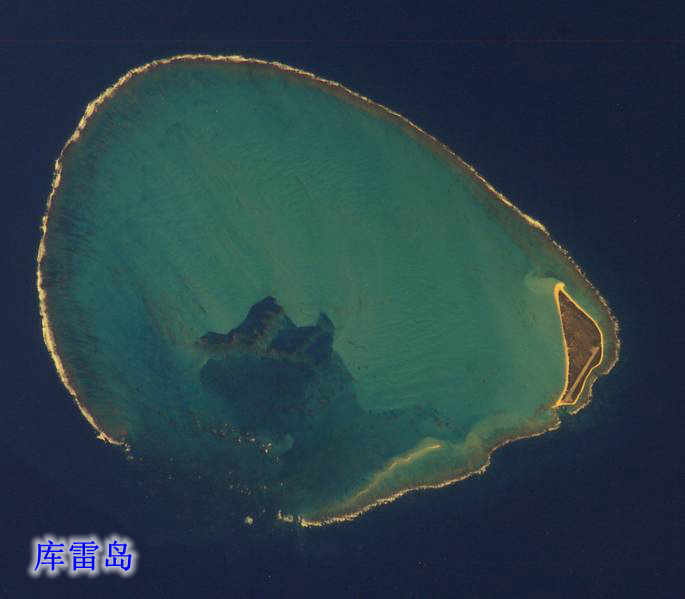 14第七名 库雷岛实景 - 最受需求的呼号实体