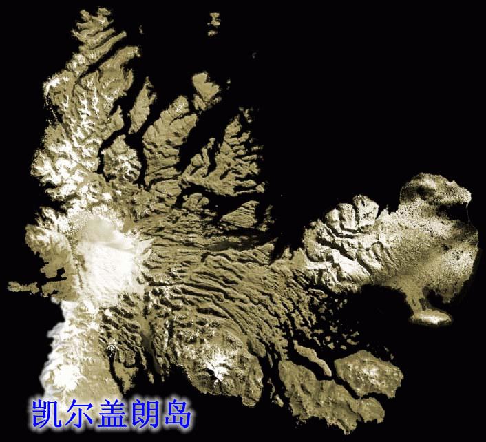 17第十名 凯尔盖朗岛 实景2 - 最受需求的呼号实体