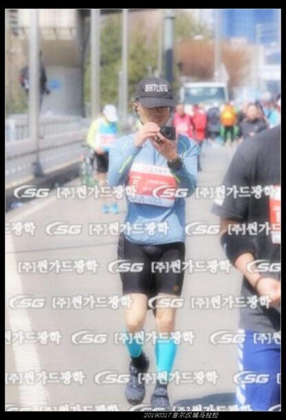 20190317首尔汉城马拉松54b 416x610 - 20190317第90届汉城马拉松