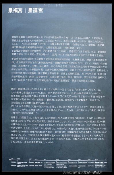 20190317首尔汉城 景福宫25 397x610 - 20190317第90届汉城马拉松