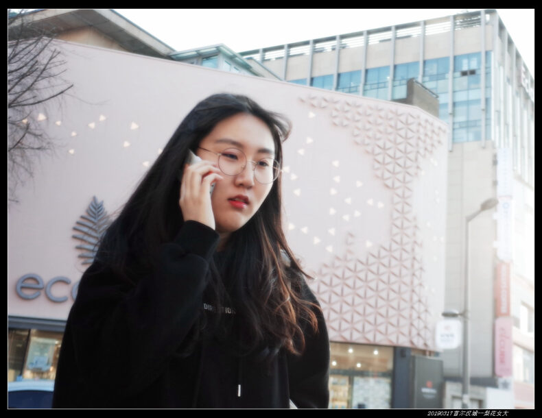 20190317首尔汉城 梨花女大15 790x610 - 20190317第90届汉城马拉松
